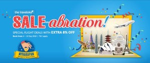 Nak Travel? Jom Terjah Matta Fair 2018 dan Traveloka Sale-abration!