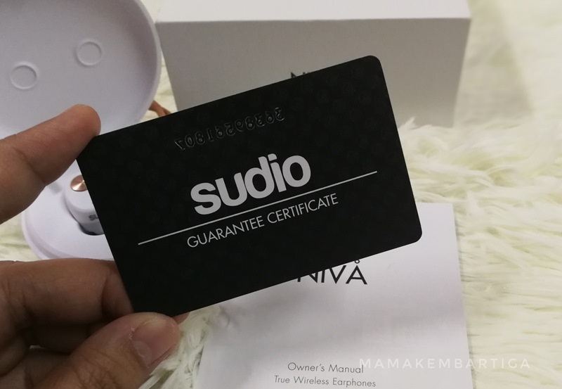Sudio Niva Wireless Earphone Review