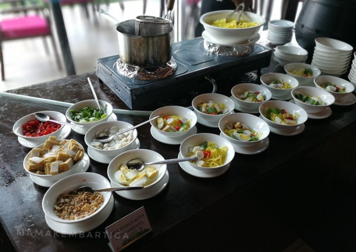 Hi-Tea di Hotel Best Western i-City Shah Alam