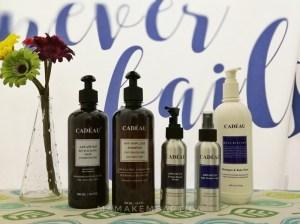 Tiada Lagi Kelemumur Dengan Shampoo Cadeau…Yahooo!