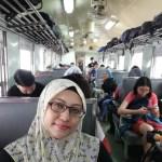 Pengalaman Menaiki Keretapi ke Hat Yai