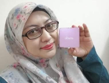 Obsess Cosmetics Treatment Cushion Foundation