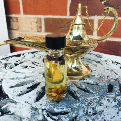 Genie In A Bottle Oil