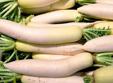 大根を使った離乳食中期の料理、下ごしらえや冷凍方法もご紹介