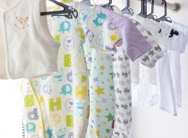 新生児用の肌着は赤ちゃんにいつまで着せるのか紹介
