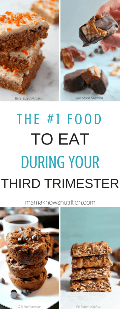 The #1 food to eat during your third trimester   mamaknowsnutrition.com