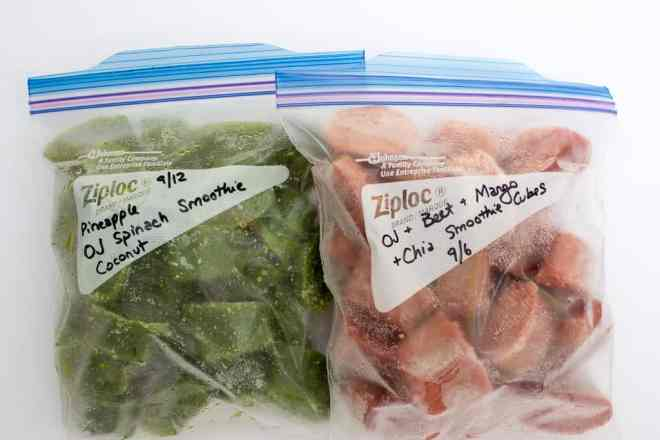 How to stock up on healthy freezer meals | mamaknowsnutrition.com