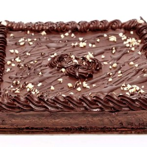Tarta Fina de Chocolate