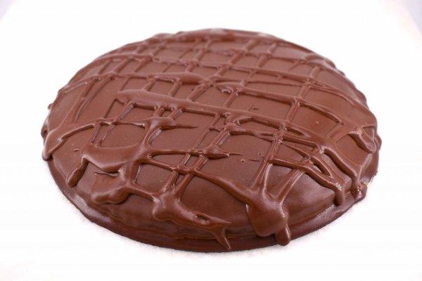 Tarta de Almíbar y Chocolate