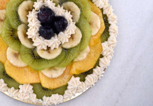 Tarta de Frutas detalle