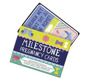 Milestone Cards ; zwangerschap