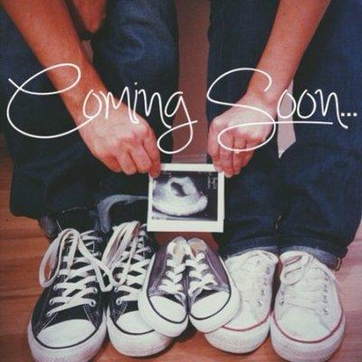 Zwangerschap bekend