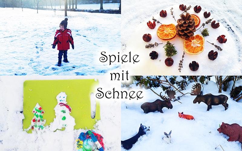 spa im winter 10 ideen zum spielen mit schnee mama kreativ. Black Bedroom Furniture Sets. Home Design Ideas