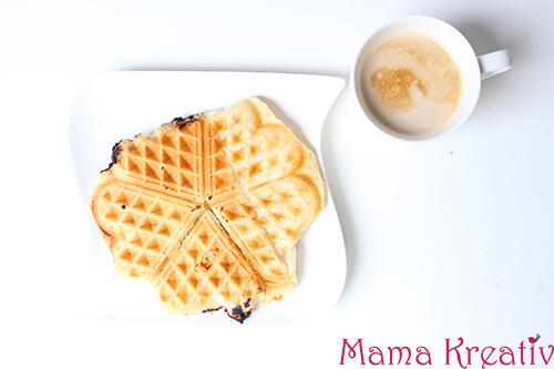 Nutella waffeln aus blätterteig rezept waffeleisen