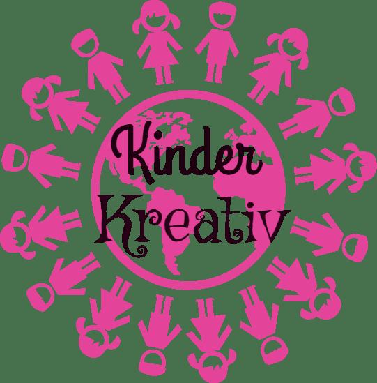 Kinder-Kreativ Link-Party Logo
