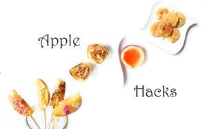 Apfel Hacks: 4 kreative Ideen mit Äpfeln + Video