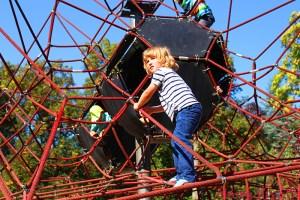 Von Fluss, Spielplatz und Kinderfest