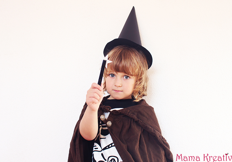 zauberer kostüm selber machen