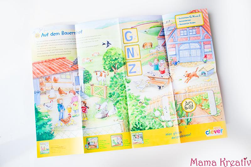 Buchstaben und Zahlen mit Kindern lernen buch bücher app carlsen clever (1)