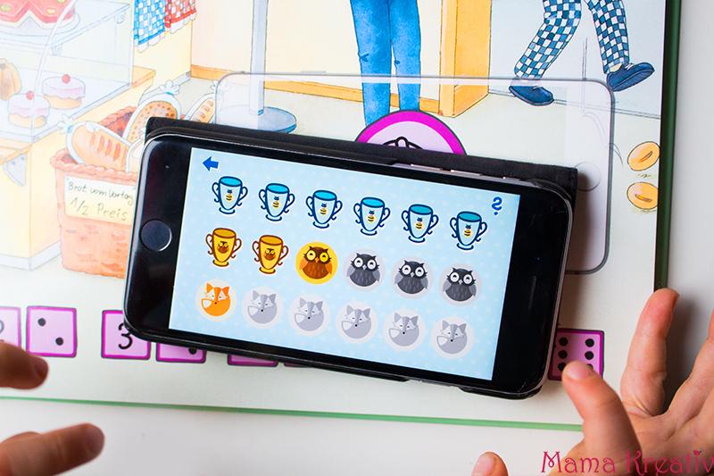 Buchstaben und Zahlen mit Kindern lernen buch bücher app carlsen clever (14)