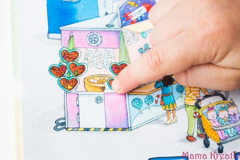 Buchstaben und Zahlen mit Kindern lernen buch bücher app carlsen clever (24)