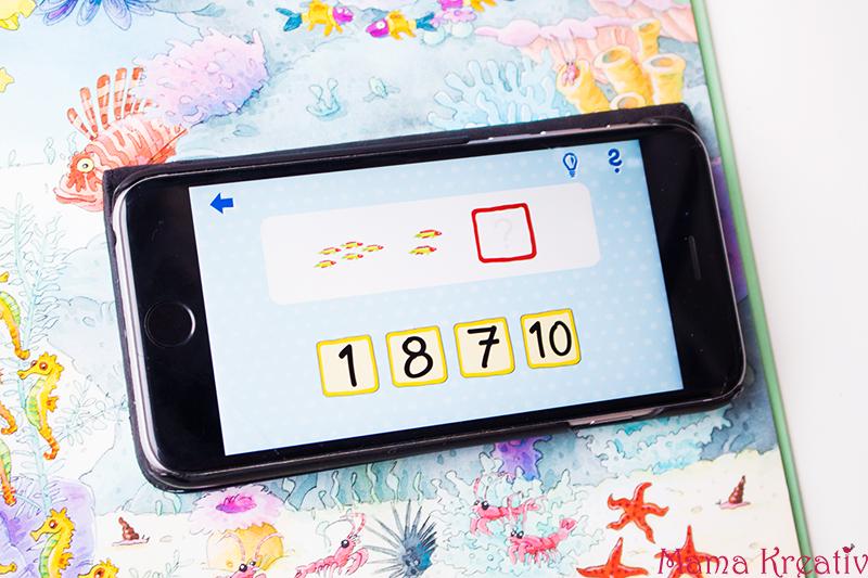 Buchstaben und Zahlen mit Kindern lernen buch bücher app carlsen clever (33)