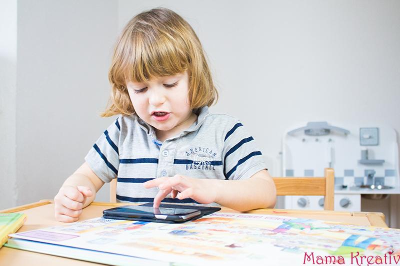 Buchstaben und Zahlen mit Kindern lernen buch bücher app carlsen clever (43)