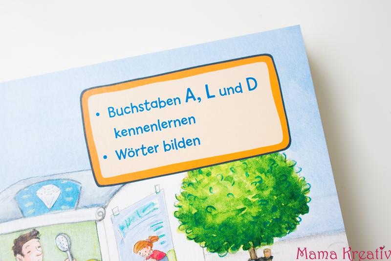 Buchstaben und Zahlen mit Kindern lernen buch bücher app carlsen clever (53)