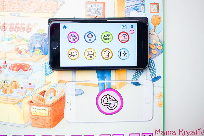 Buchstaben und Zahlen mit Kindern lernen buch bücher app carlsen clever (8)