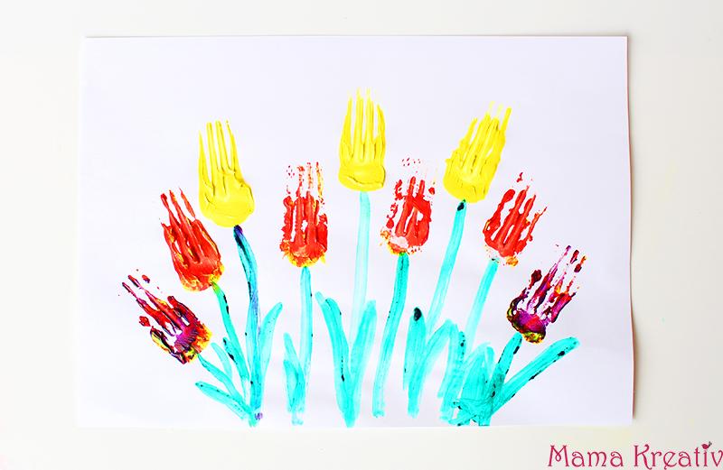Malen im Frühling mit Kindern (12)