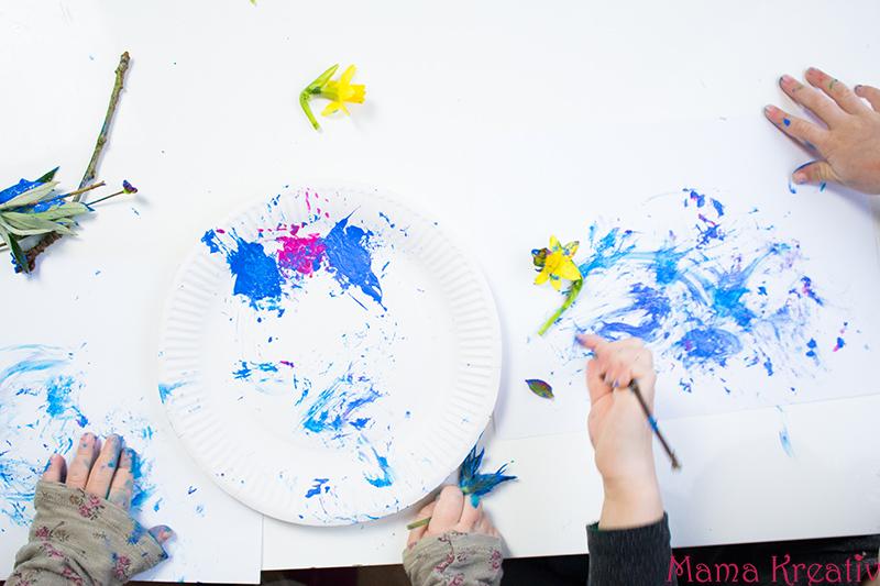 Malen im Frühling mit Kindern (17)