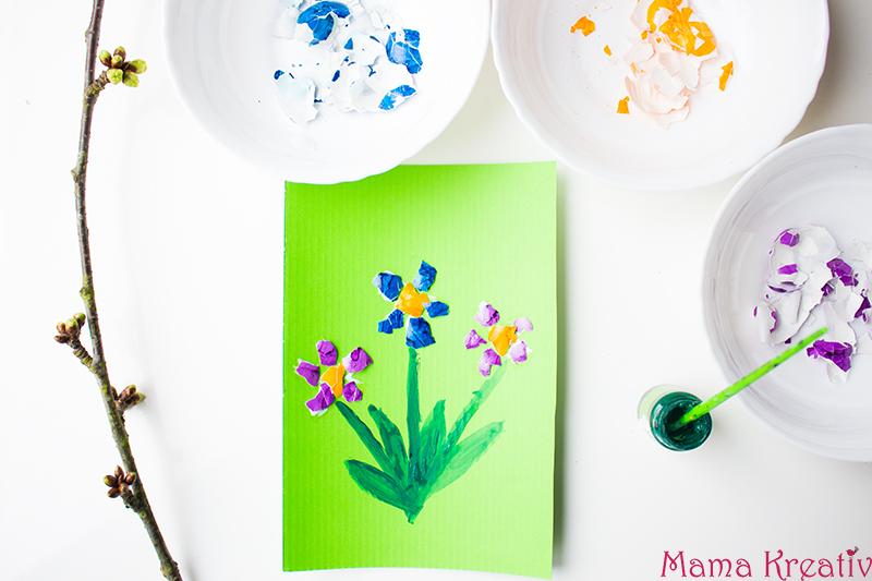 Malen im Frühling mit Kindern (9)