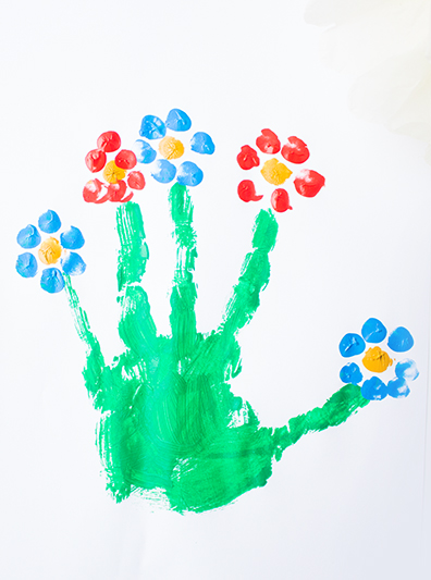 12 Ideen Zum Malen Im Fruhling Mit Kindern Mama Kreativ