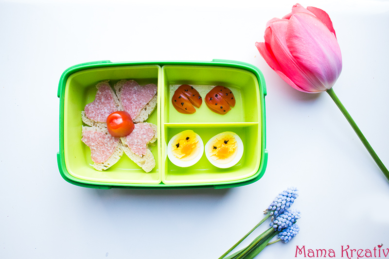 Lunchbox Ideen Kinder Frühling Snacks für Kinder (12)