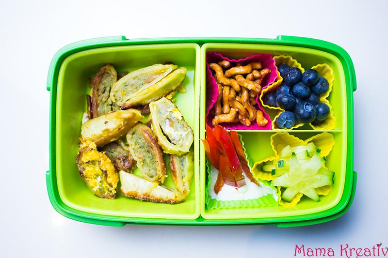 Lunchbox Ideen Schulbrote Brotdose für Kinder Kindergarten Schule Yumbox (7)