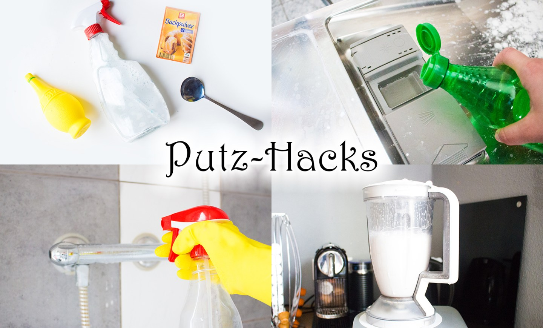Haushaltstipps: Putz Hacks die dein Leben erleichtern - Tipps und Tricks - Wohnung oder Haus putzen - DIY Reiniger Küchnreiniger Badreiniger mit Hausmitteln selber machen - Haushalt aufräumen - Putzplan erstellen - Frühjahrsputz - Neujahrsputz