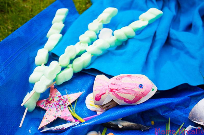 Ozean Fur Den Garten Ozean Mit Kindern Basteln Mama Kreativ