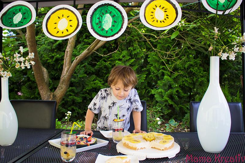 Eine kleine Kiwi-Party mit Zespri Kiwi SunGold