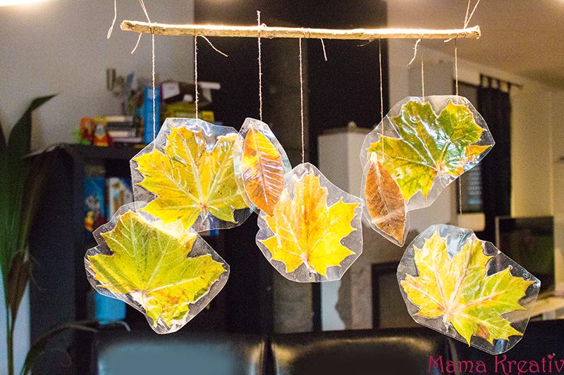 basteln mit kindern im herbst 8 ideen mit naturmaterialien mama kreativ. Black Bedroom Furniture Sets. Home Design Ideas