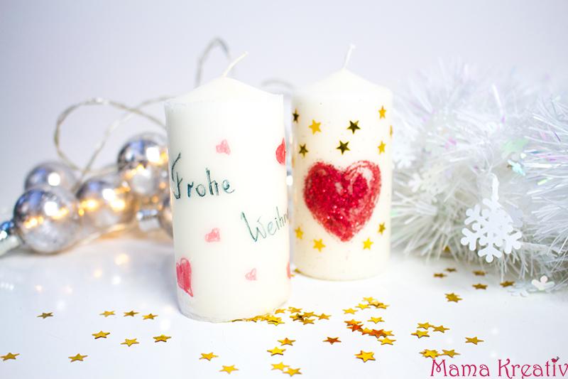 Diy Weihnachtsgeschenke Die Ihr Mit Kindern Machen Konnt Mama Kreativ