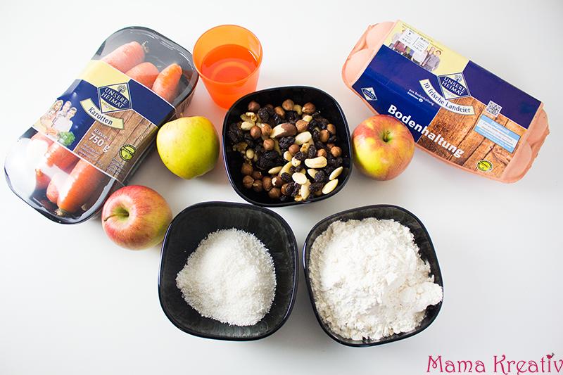 Kochen mit Kindern gesunde Frühstücksideen