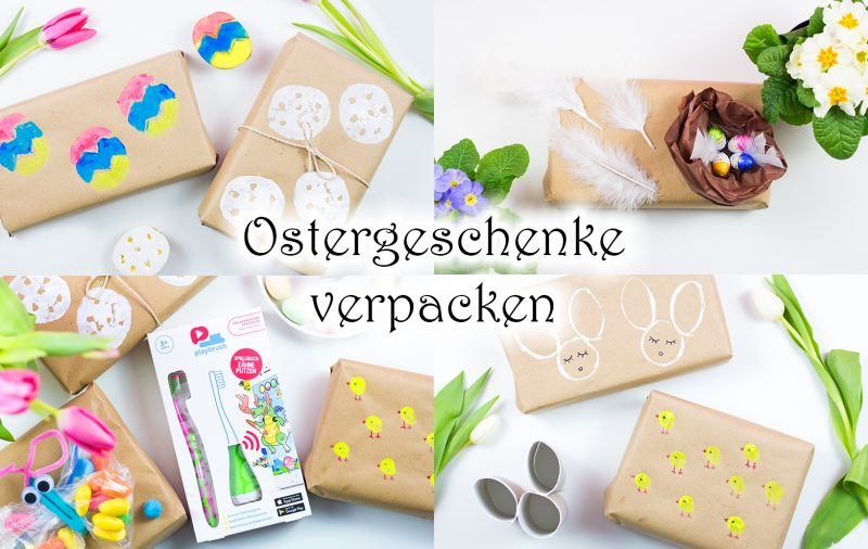 Ostergeschenke verpacken – die schönsten Ideen
