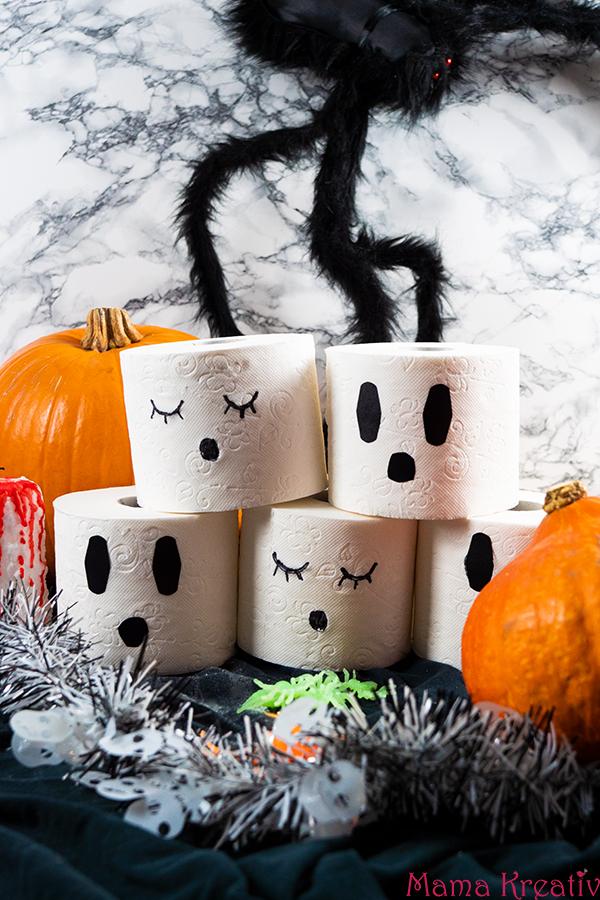 6 Ideen Fur Diy Halloween Deko Und Spiele Mama Kreativ