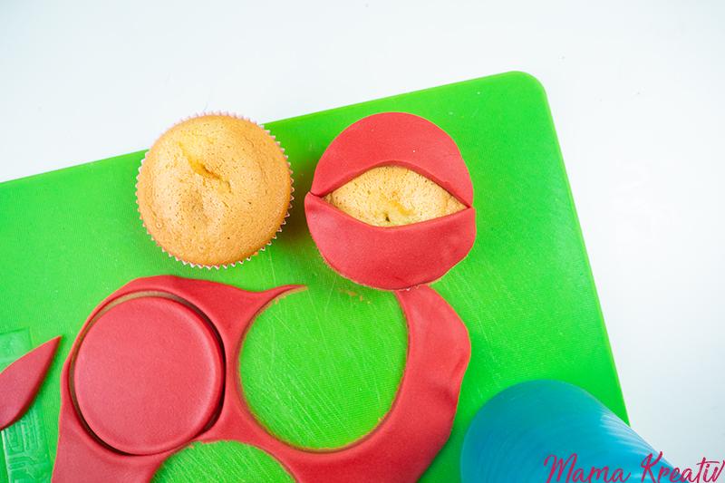 Ninjago Muffins Bake - Sehr einfaches Rezept - Perfekt für einen Kindergeburtstag und eine Ninjago-Party