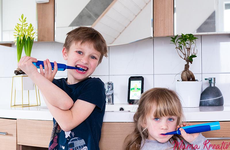 Osternest basteln - 4 einfache Upcycling Ideen zum basteln mit Kindern und Kleinkindern - Playbrush Erfahrungen und Rabattcode