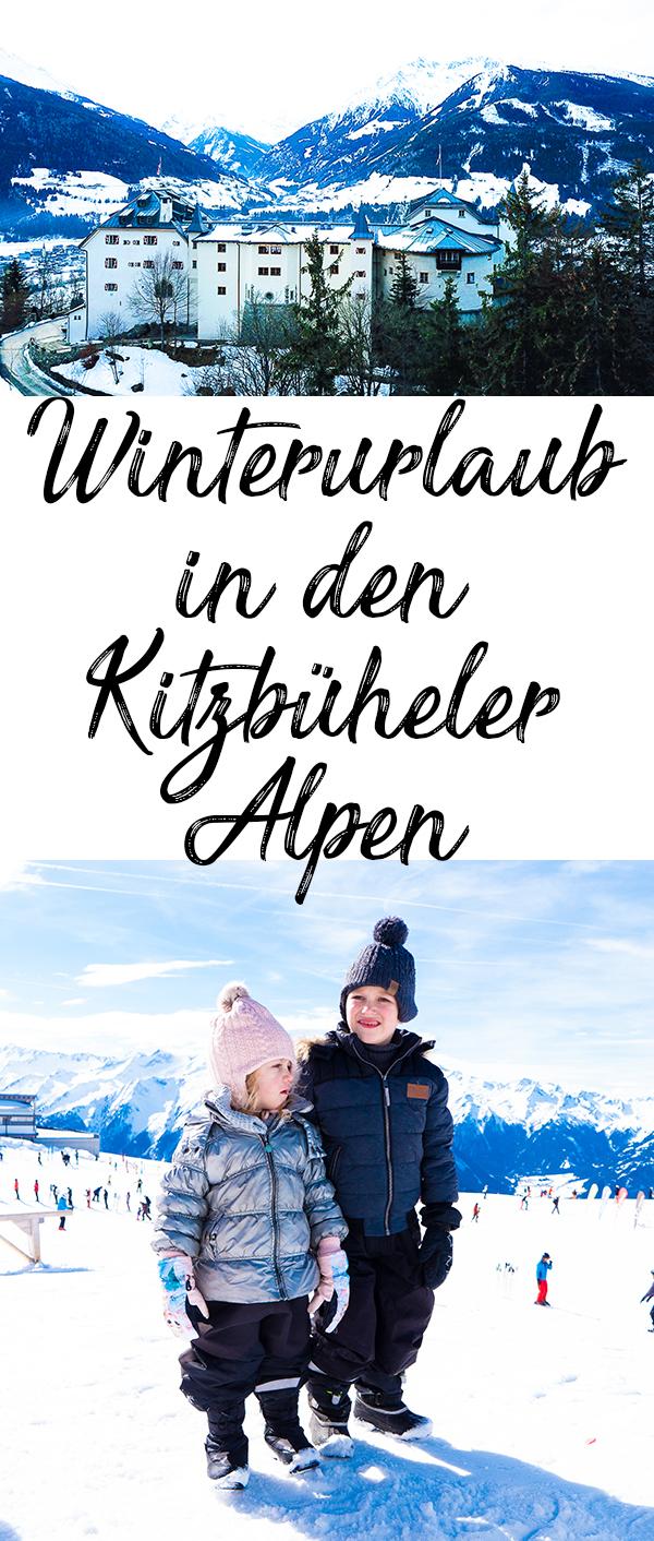 Winterurlaub in den Kitzbüheler Alpen - Urlaub in Österreich mit Kindern - Schloss Mittersill Erfahrungen