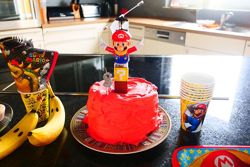 Super Mario Geburtstag Ideen Kindergeburtstag Nintendo Mario Party Rezepte Deko Spiele Kuchen Muffins Schatzsuche