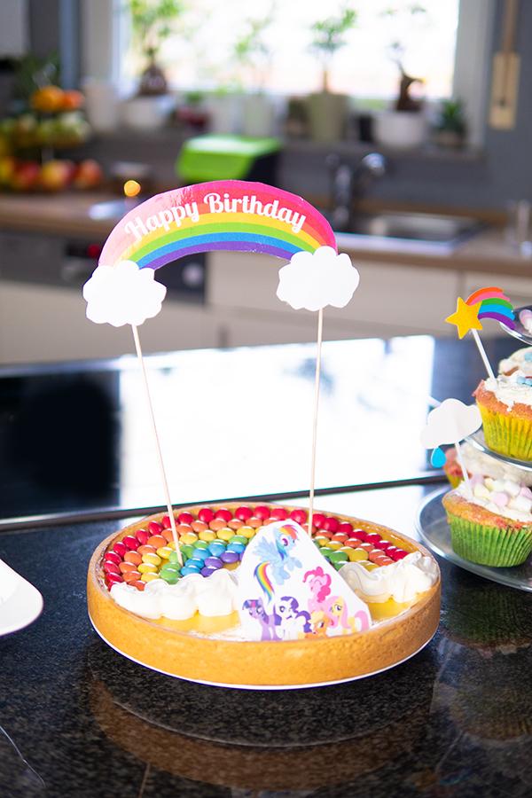 Regenbogen Party: DIY, Deko und Rezepte für einen Kindergeburtstag