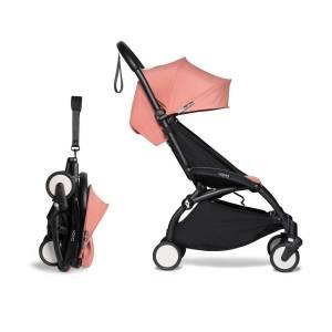 BABYZEN YOYO² 6+ vežimėlis rėmas Black, Ginger