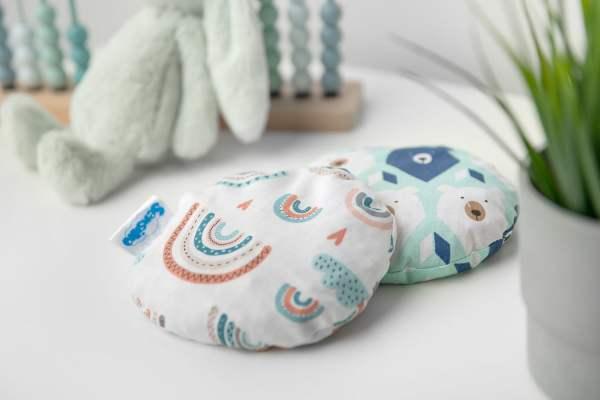 Sensillo vyšnių kauliukų pagalvėlė, Rainbow